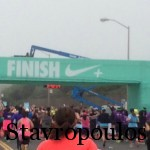 Nike Finish Line - 20 October 2013